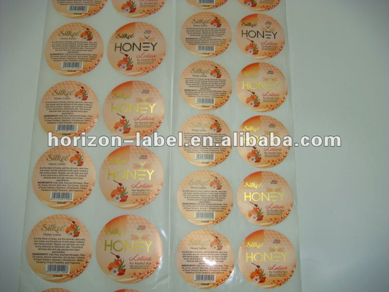 2012 best price stickers custom with high quality