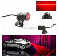 Car Anti Collision LED Laser Warning Tail Fog Light for Toyota