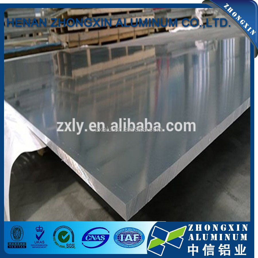 Professional manufactured and lowest price 5005 h111 aluminum sheet with certifications