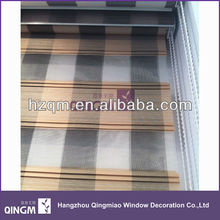 Window Covering Design With Soft Fabric For Window Blind