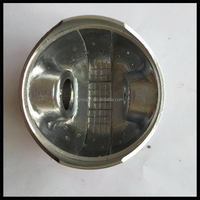 Good quality hot sale 53mm best price motorcycle piston