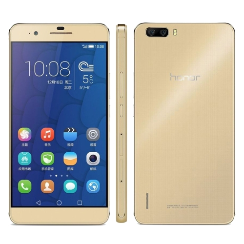 Wholesale Original Huawei Honor 6 Plus mobile <strong>phone</strong> 32gb 5.5 inch TFT <strong>Android</strong> 4.4.2 Smart <strong>Phone</strong>