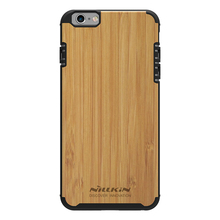 Nillkin Knights back cover wood Mobile Phone case for Apple iPhone 6