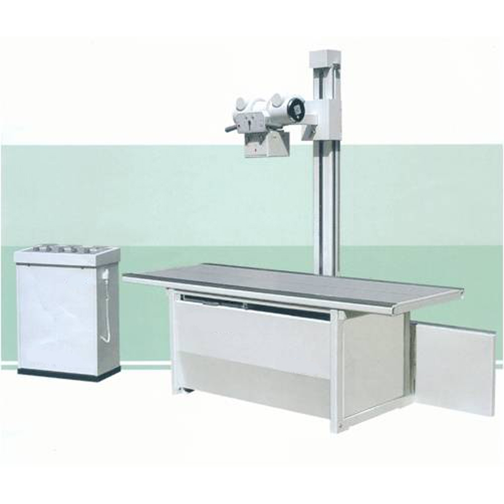 200MA Medical X-ray Scanning Machine, X Ray Inspection Machine For Hospital