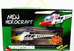 bell helicopter parts alloy radio control 3.5CH helicopter w / LED