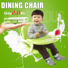 Newest portable baby chair/baby table chair