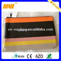 China Bag factory produce cosmetic bag zipper pouch(NV-CS140)