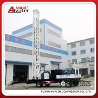Experienced Factory Tralier Mounted Oil Drilling Rig Components