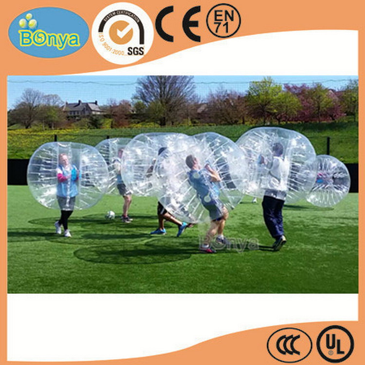 China supplier manufacture customized zorb bubble toy ball