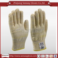 SEEWAY Hot Sale Oven Mitts Gloves For Kitchen Certification by Bureau Veritas