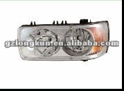 SMALL HEAD LAMP FOR DAF HEAVY TRUCK SPARE PARTS 1743684