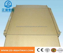 Electronic heavy duty Weighing floor scale