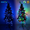 Factory price digital rgb led pixel 12mm rgb led string light rgb led 12v Christmas light for christmas decoration