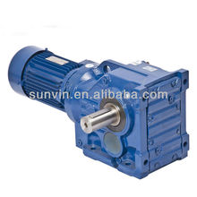 K77-Y100M4-2.2-35.2-M1-0 helical-bevel geared motor/gearbox/speed reducer/speed variator