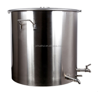 open top stainless steel chemical drum barrel for sale