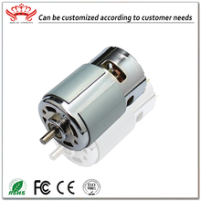 Durable Magnet Diy Electric Drill Magnetic DC Motor 775 Series