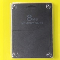 Brand new SD PS2 Memory Card 8MB,16MB,32MB,64MB 128MB