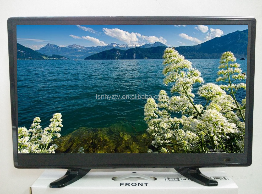 compare led tv price 28inch 1080p full hd tv led tv 12v