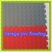 good quality colorful cheap price puzzled pvc tiles floors for garage