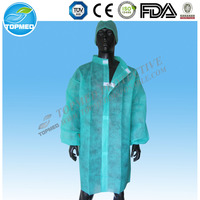 Surgical Supplies Disposable Lab Coat SBPP