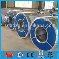 lightweight prepainted galvanized steel coils for roofing materials