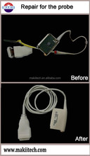 Repair service for GE/Toshiba/Philips/Aloka/Esaote ultrasound probe