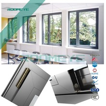 Pictures prefabricated aluminum windows and doors made in China