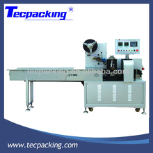 Automatic pillow bag spare parts/plastic spoon/disposable tableware horizontal flow packing machine