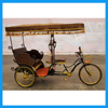 "Classic Transporter 26"" 3 Wheel Electric Passenger Tricycle For Sale"