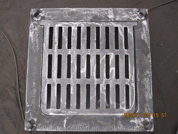 Ductile Iron Manhole Covers, Locking Manhole Covers For Tunisia