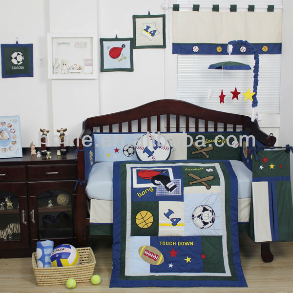 organic cotton baby cot bedding for baby boys baby product