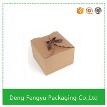 DFY1356 High quality wholesale paper cardboard lunch food packing box