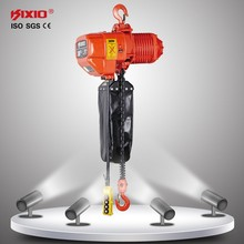 small electric hoist 110v from manufacturer