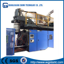 crown pet used stretch extrusion blow moulding machines
