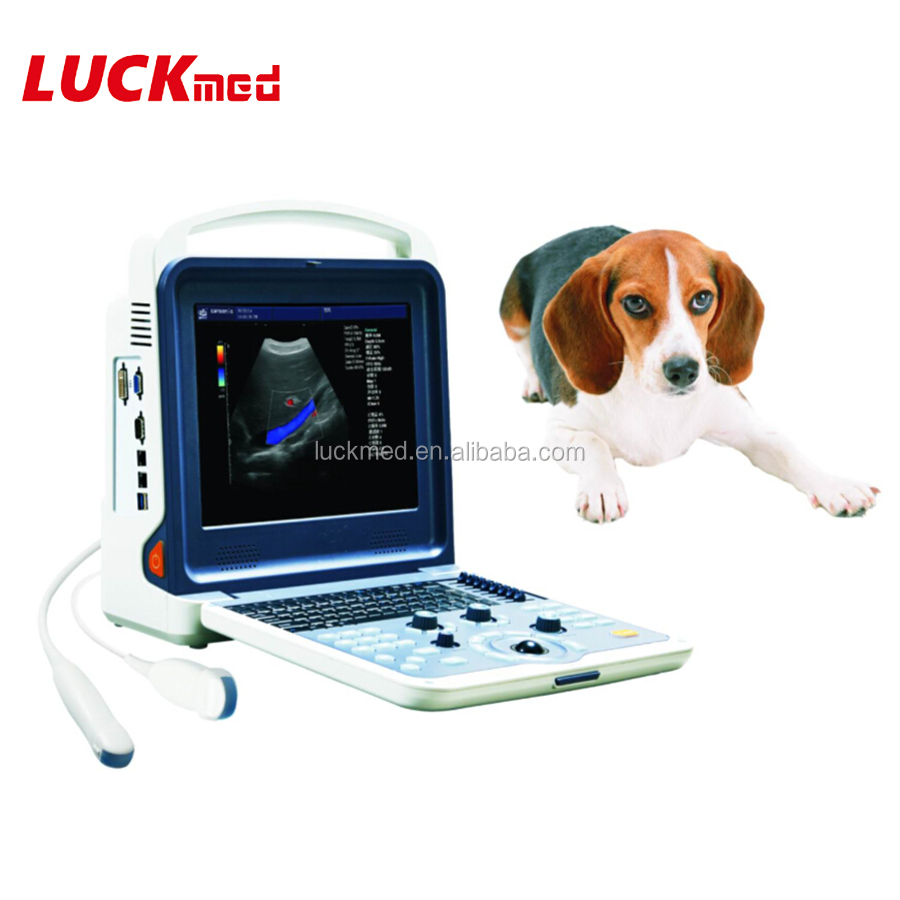 Veterinary Full Digital Doppler Ultrasonic Diagnostic System