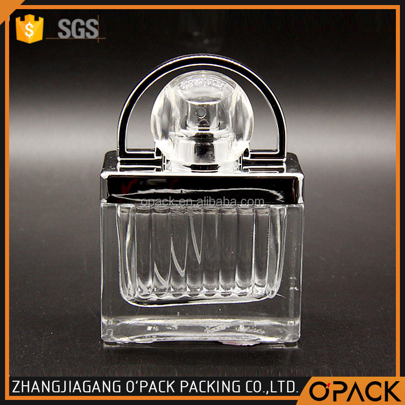 thickness large 30ml personalized glass bottle