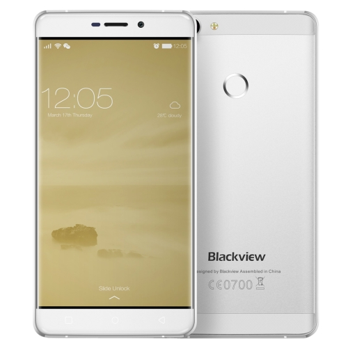 Drop shipping Free Shipping Brand New Original Blackview R7 4GB+32GB Mobile Phone 4G unlocked 3G 2G Cell phone Sliver