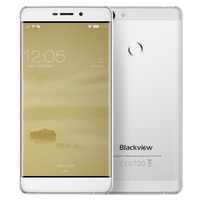 Free Sample Free Shipping Brand New Original Blackview R7 4GB+32GB Mobile Phone 4G unlocked 3G 2G Cell phone Sliver