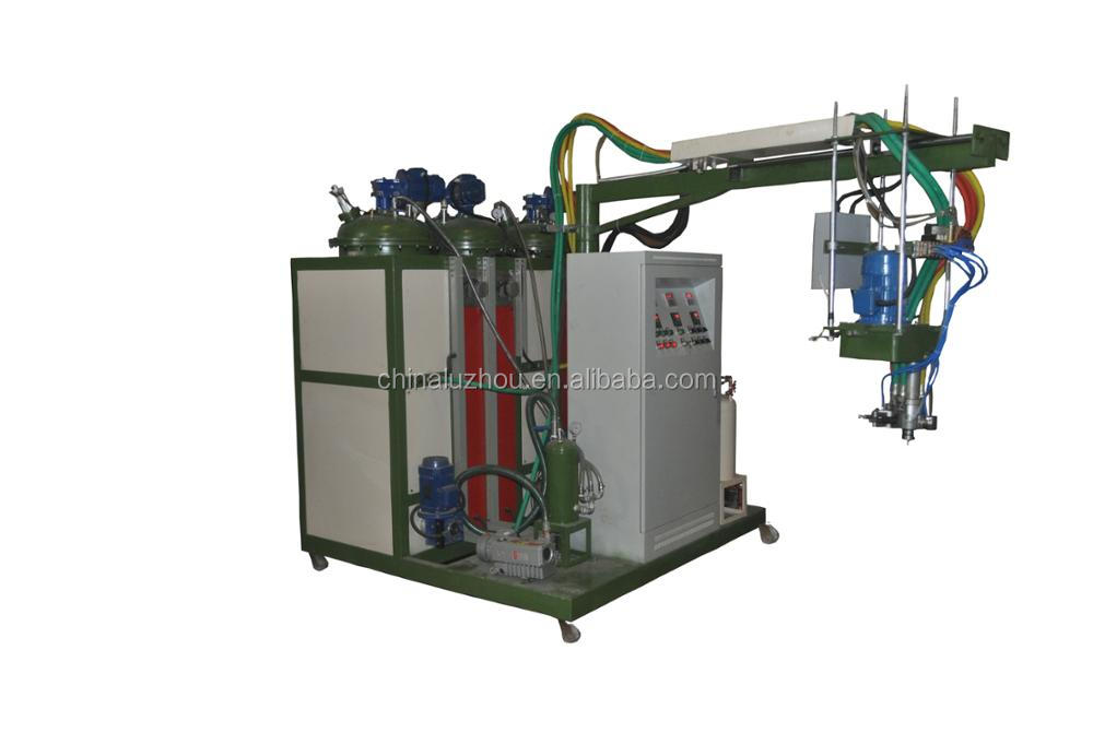 Injection Machinery for soles, Slipper & Sandal Making Machine