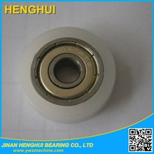 low price high quality for trolleys nylon plastic bearing 626 zz