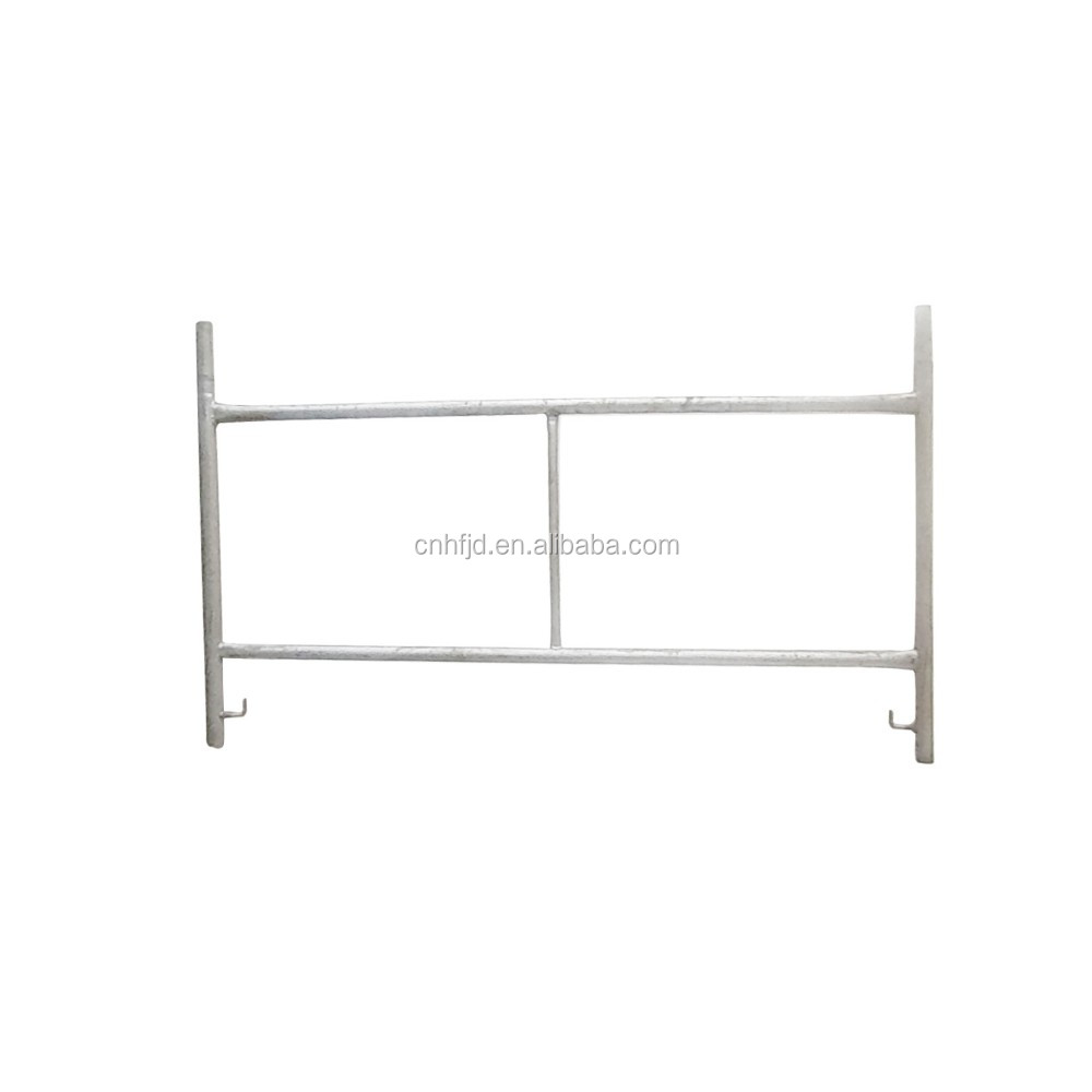 Galvanized Metal Door Frame Scaffolding