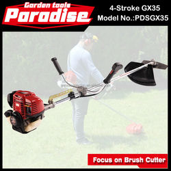 Sale Grass Cutter,4Stroke GX35 Grass Cutter Machine price with Honda,Agriculture Manual Grass Cutter Machine