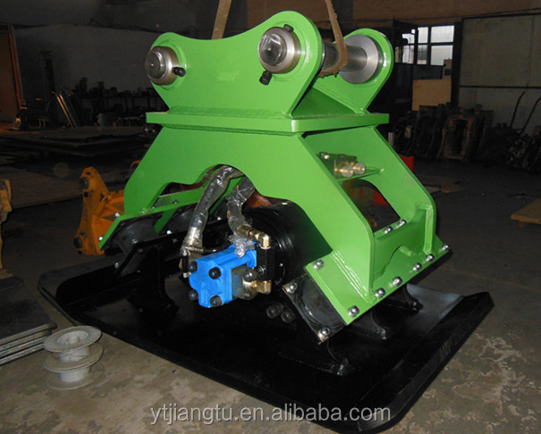 JT- 10 hydraulic compactor for 28 tons excavator made in china cheap and good quality