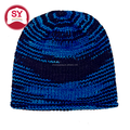 Winter sports Acrylic women beanie
