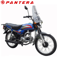 Single Cylinder 4-Stroke 110cc Motorcycle Win 100