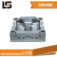 Chinese Famous Factory Provide High Quality Aluminum alloy Die Casting Parts for Modern Car