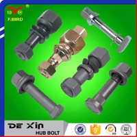 Wheel Bolt For Truck