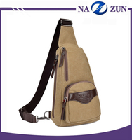 China wholesale high quality men chest bag in cheap price
