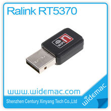 802.11n wifi 150mbps mini wireless usb adapter / ralink 5370 wifi dongle (WD-1507N)