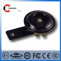 motorcycle/car /truck electric 12v 110db single-tone snail horn loud sound level motorcycle horn 12v for cd70 cdi XINCHENG HORN